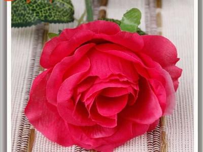 仿真玫瑰花批发 婚礼布置 花墙花朵 婚庆仿真花 仿真植物花卉