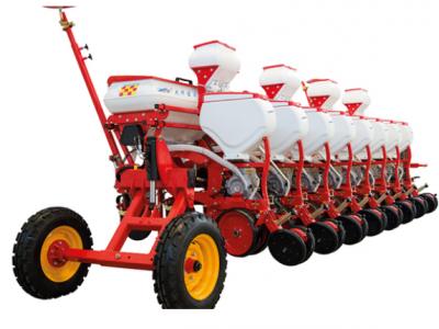 农田基本建设机械、耕整地种植施肥机械