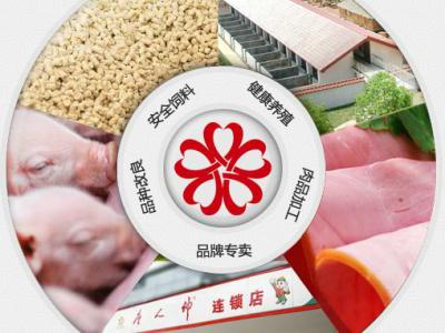 健康养殖、肉品加工