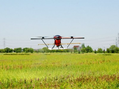 植保无人机作业及技术培训