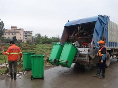 乡村垃圾处理