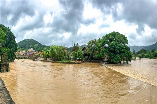 洪水-摄图网02