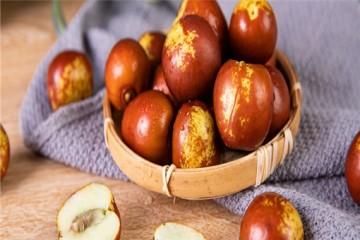鲜枣的功效与作用有哪些?什么季节上市?