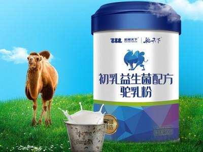初乳益生菌配方驼乳粉