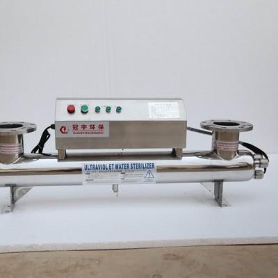农村饮水供水改造紫外线消毒器