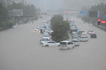 郑州暴雨有哪些自救办法?遇到这4种情况要这样做!