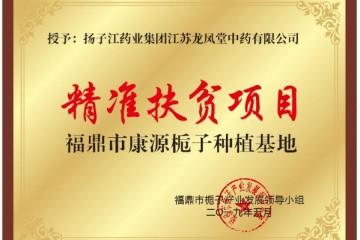 扬子江药业集团:助力乡村振兴是义不容辞的责任
