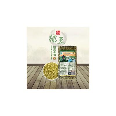 绿豆原材料真空300g/家庭包