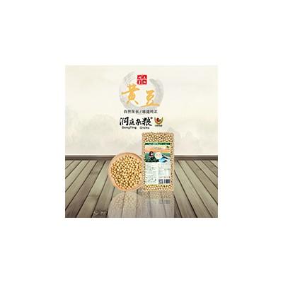 黄豆原材料真空300g/家庭包